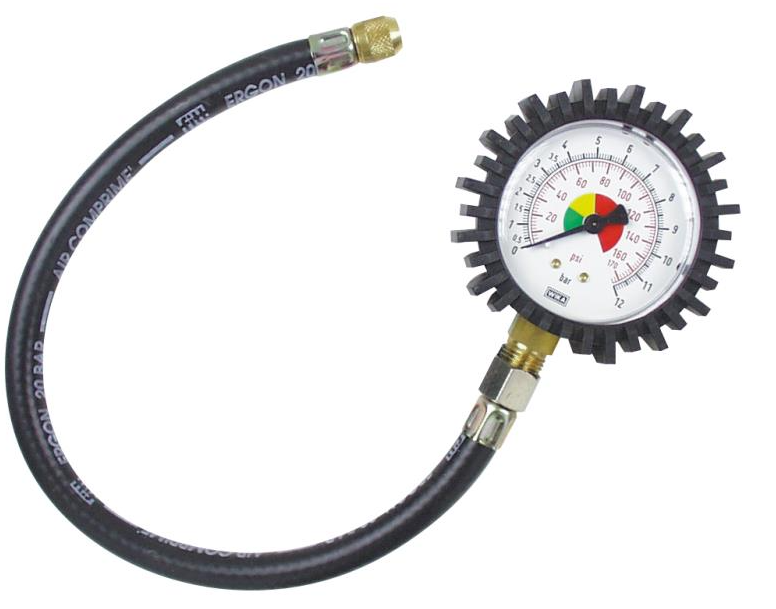 Manometer do 12 bar
